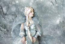 Snow Queen Concept / by Daisy Viktoria