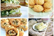 high tea food ideas