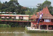 Taman Wisata Matahari Cisarua Bogor / Tempat wisata alam taman rekreasi dan liburan dengan beragam sarana dan fasilitas penunjang outbound