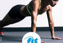 Crossfit-Workout / Crossfit gilt als das härteste Training der Welt. Das Ziel lautet nämlich: nicht nur hochwertiges Muskelaufbautraining, sondern auch Koordination, Geschwindigkeit, Schnellkraft, Maximalkraft, Kraftausdauer und Flexibilität verbessern. Du möchtest dieses intensive und anspruchsvolle Training auch einmal ausprobieren? Wir haben für dich unsere besten Crossfit-Beiträge rausgesucht. #crossfit #crowssfit-workout #fitness #workout