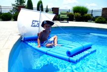 Pool Noodle DIY Projects / by Diana Weers