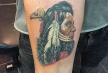 Tattoos / My work .