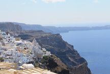 Santorini / Greek island