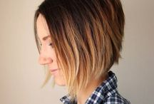 new hairstyle & colour ideas