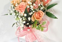 {Our Work: Bridal Bouquets}