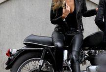 moto donna
