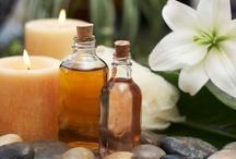 Aromaterapia e velas aromáticas