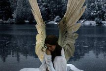 Angels in painting