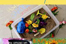 Sensory activities for tinies / by Jo Jones