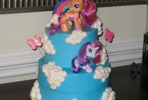My little pony party / by Tia Rasmussen