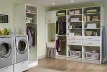 Laundry Rooms / by Katie M