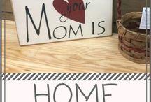 mum signs