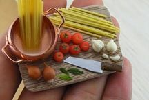 italian miniature food