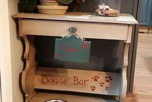 House Pawty / Pet Decor Ideas