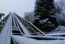 Snow Business / Lightwater Valley enveloped in a blanket of white...