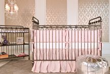 Baby Girl Crib Bedding Sets / oh, so pretty crib bedding, nursery bedding sets for baby girls. / by Bratt Decor, Inc