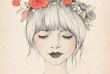 ilustraciones ❤