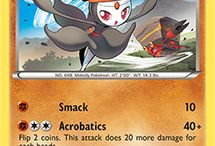 cartas Pokémons
