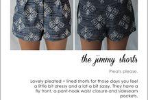 Pants Patterns
