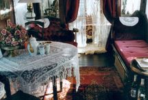 Victorian Living / Beautiful living with a touch of history...