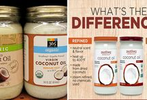 Coconut oil and uses