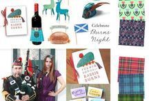 Burns Night / Celebrate the bard with style: Robbie Burns