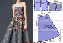 tipare rochii