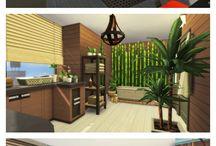 Sims 4 Decor
