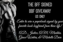 Giveaways / Giveaways on my FB page!