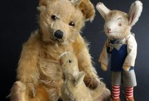 Bären, Teddy und andere Plüschis