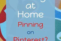 making money pinning at pinterest