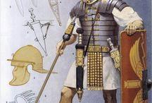 Antica Roma, alleati e nemici