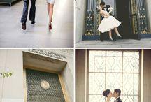 Romantic Courthouse Weddings