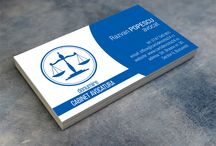 Modele carti de vizita Avocat / Modele gratuite de carti de vizita pentru avocati