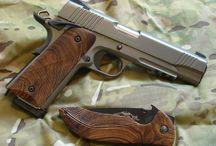 Firearms / by Mike Besser