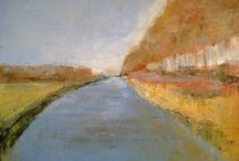 Landscapes Own Work / Paintings I made