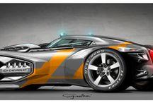 Design Inspiration / by Ray Mattison