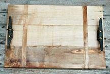 Drewno deski kuchenne