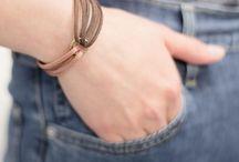 bracelet suedine