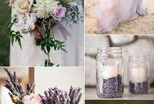 Spring wedding colors
