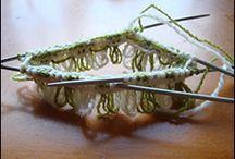Knitting / by Susan Hudgins