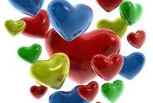 corazones hermosos