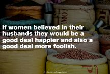 Quotes https://t.co/xGxz4enf7E #quotes #word #fancyquotes @fancyquotes_com If women believed in their husbands they would be a