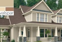 Home Exteriors- Modern / Home Exteriors that are modern and vintage inspired.