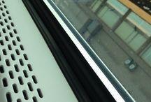 Treno / Particolari del viaggio quotidiano di un pendolare