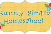 Education - Homeschooling / Homeschool, homeschooling / by Sunny Simple Life - simple living everyday