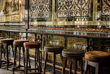 A little hospitality / Eye catching bars, pubs, restaurants and all things accommodation!