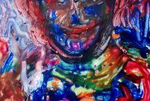 My Paintings / Malované obrazy