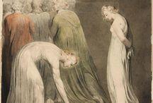 Art by William Blake