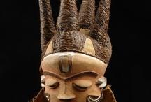 Mascara Congo